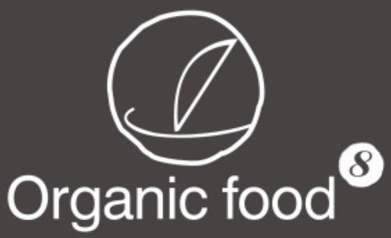 organic food8 logo